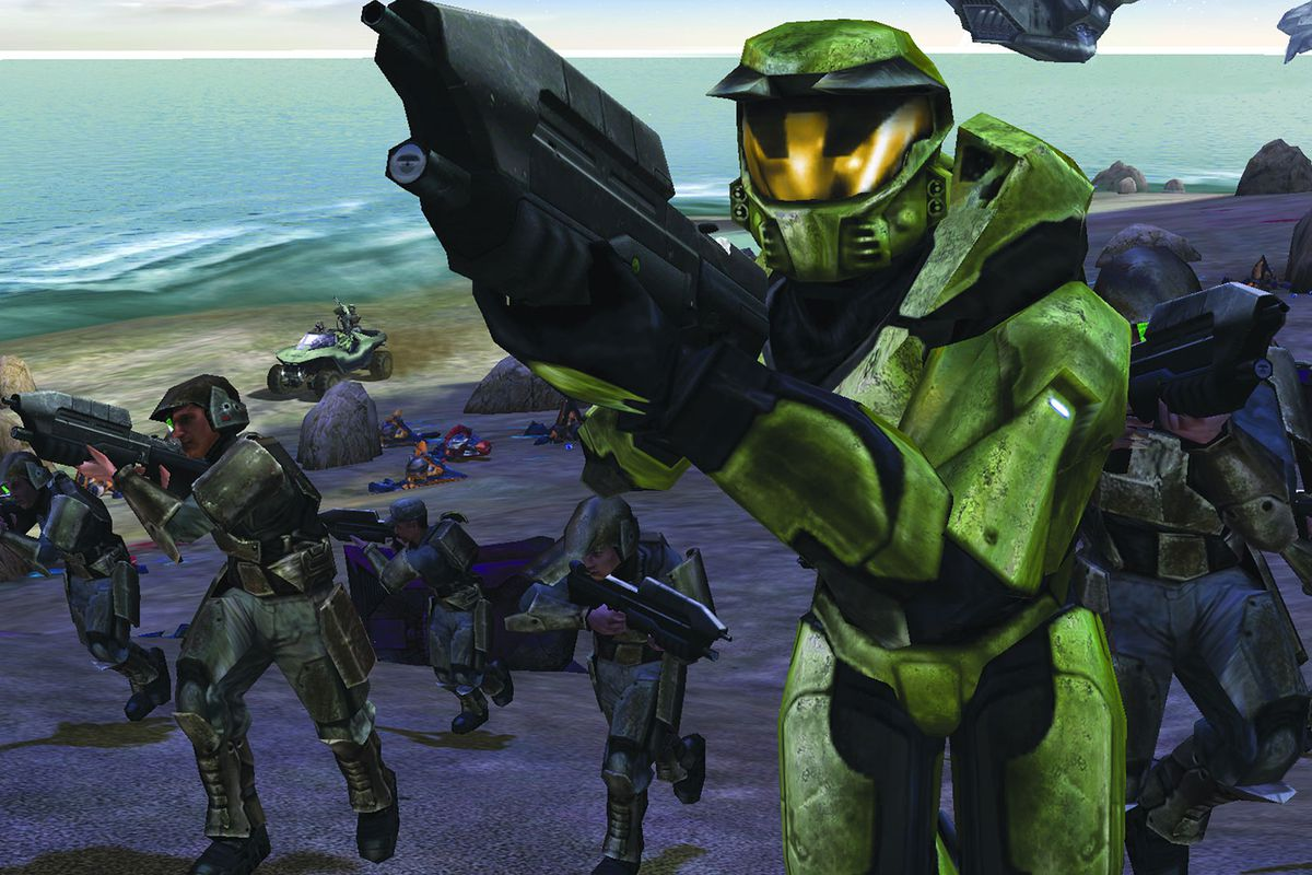 Image result for halo 1