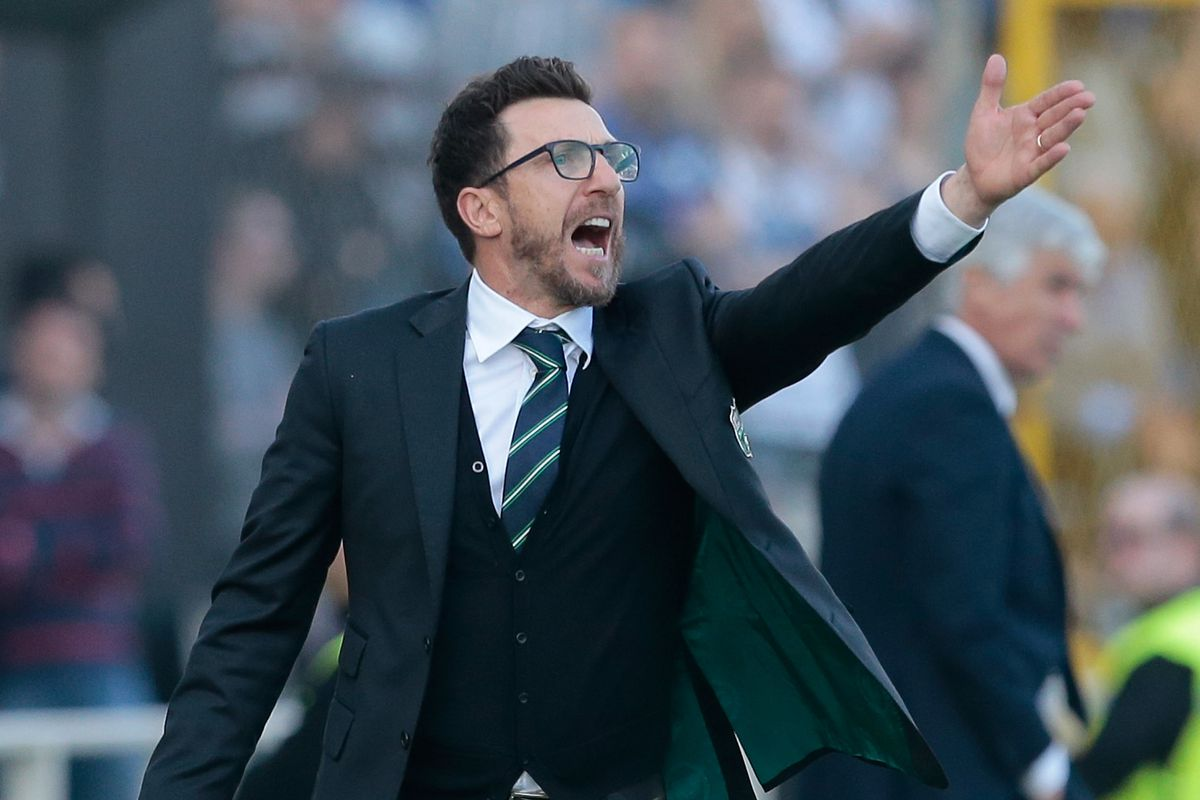 Roma appoint Eusebio Di Francesco as new manager