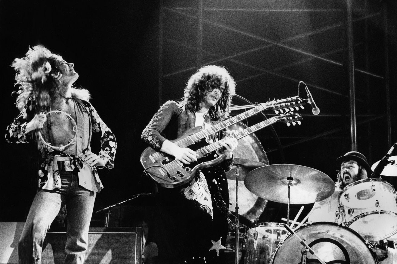 led zeppelin might launch a streaming service trademark application suggests