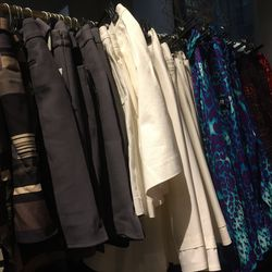 Women's skirts and pants, $89.50