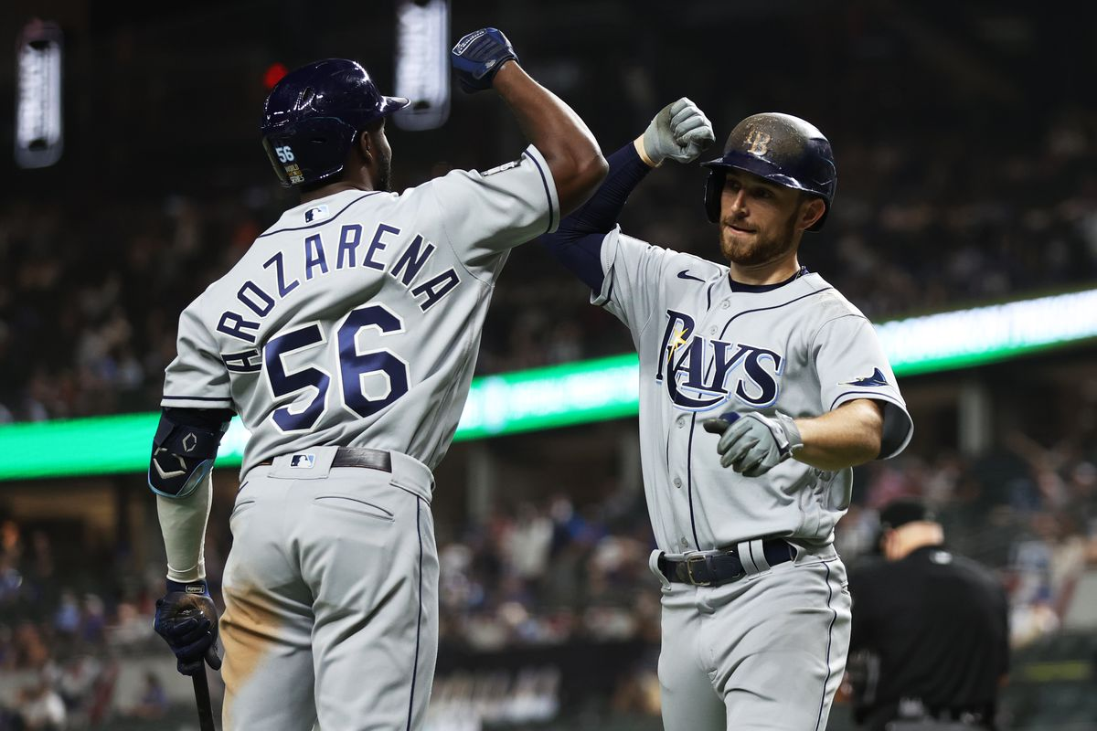 the rays have found their winning formula in the world series the ringer the rays have found their winning
