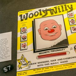 Wooly Willy, $7
