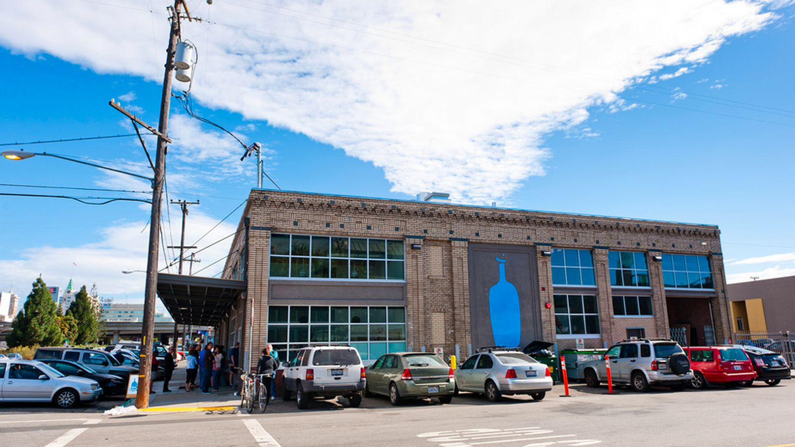 Blue Bottle Coffee Raises Over 25m And Plans Expansion Eater