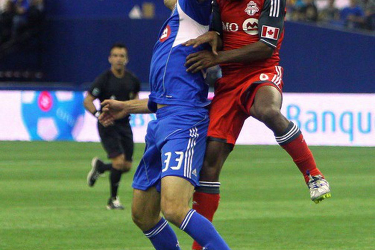 We expect a much more physical, aggressive and competitive game more TFC this time around.