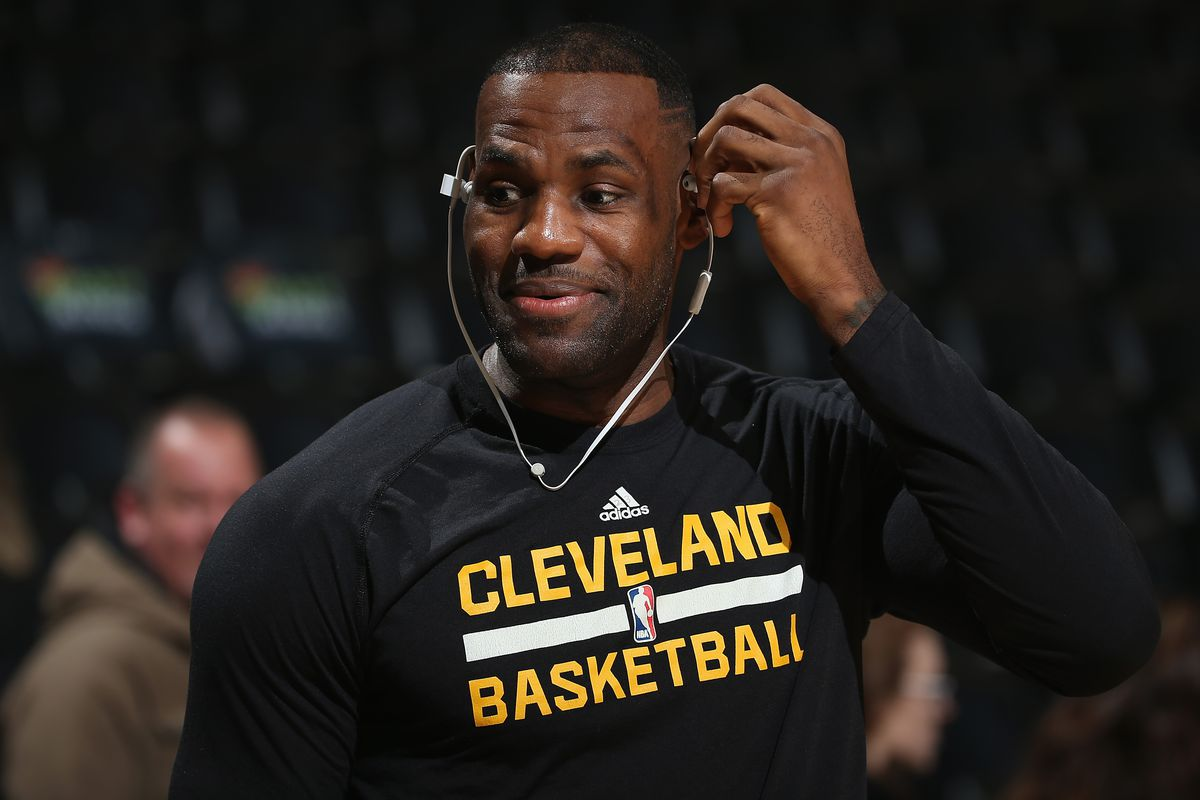 See! Even LeBron does it!