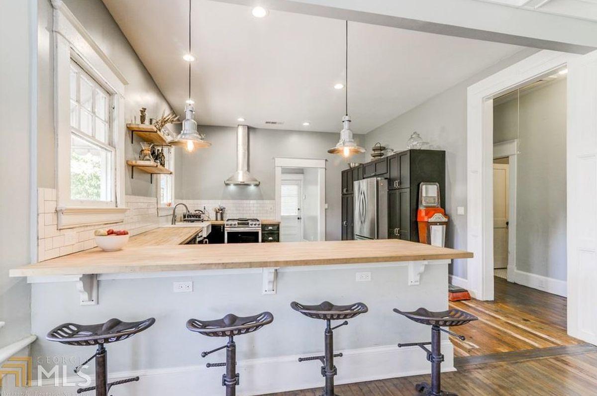 Adair Park cottage embraces vintage charm, serves up Beltline living ...