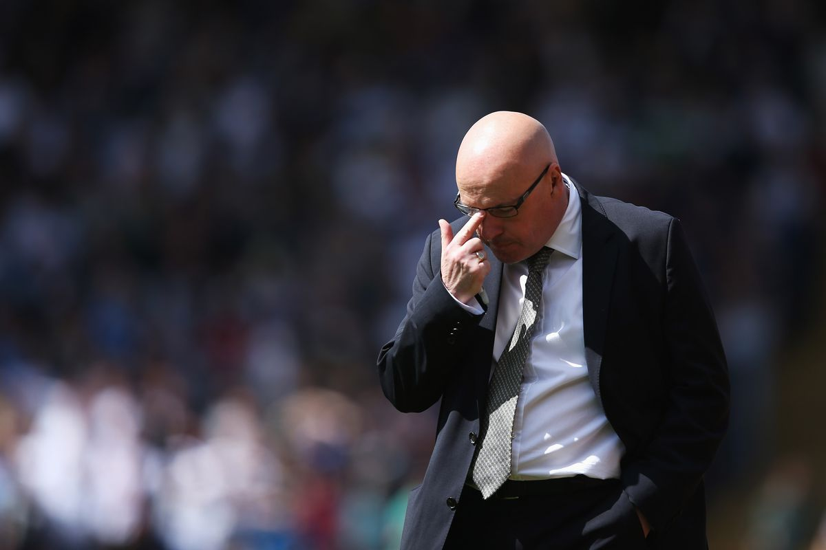Brian McDermott has a lot to think about ahead of Brighton's trip to Elland Road in Early August.