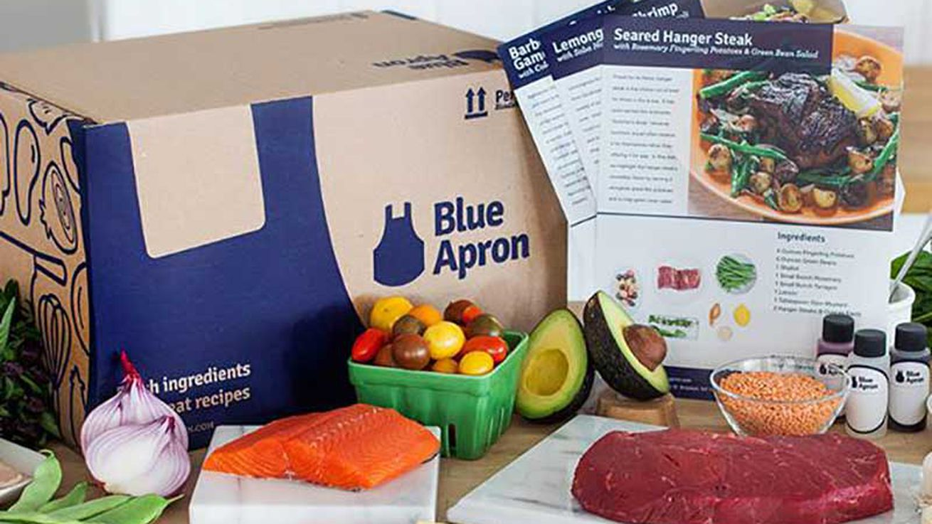 Blue apron ipo date - 7 Hrs Ago The Meal Kit Brand Just Filed Its Ipo Blue Apron The Delivered To Your Door Meal Kit Brand That Expand