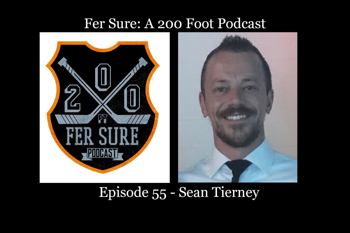 Fer Sure Mailbag: Episode 55 - Sean Tierney