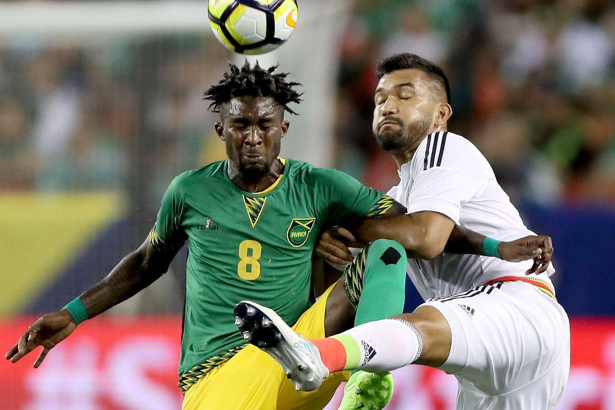 Mexico v Jamaica: Group C - 2017 CONCACAF Gold Cup