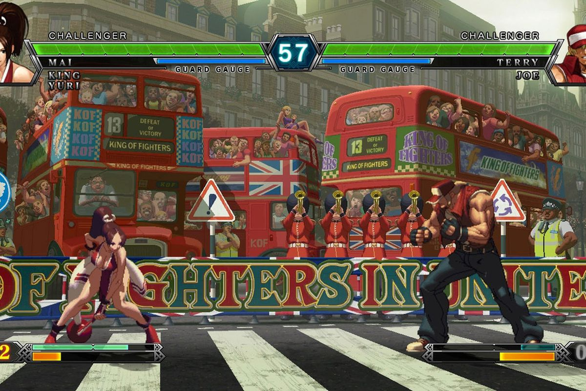 The King of Fighters 13 goes free for PlayStation Plus