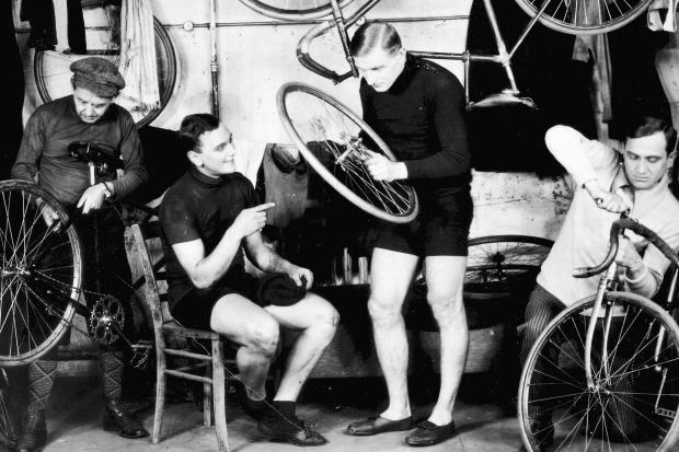 Berlin Six Day Race 1923