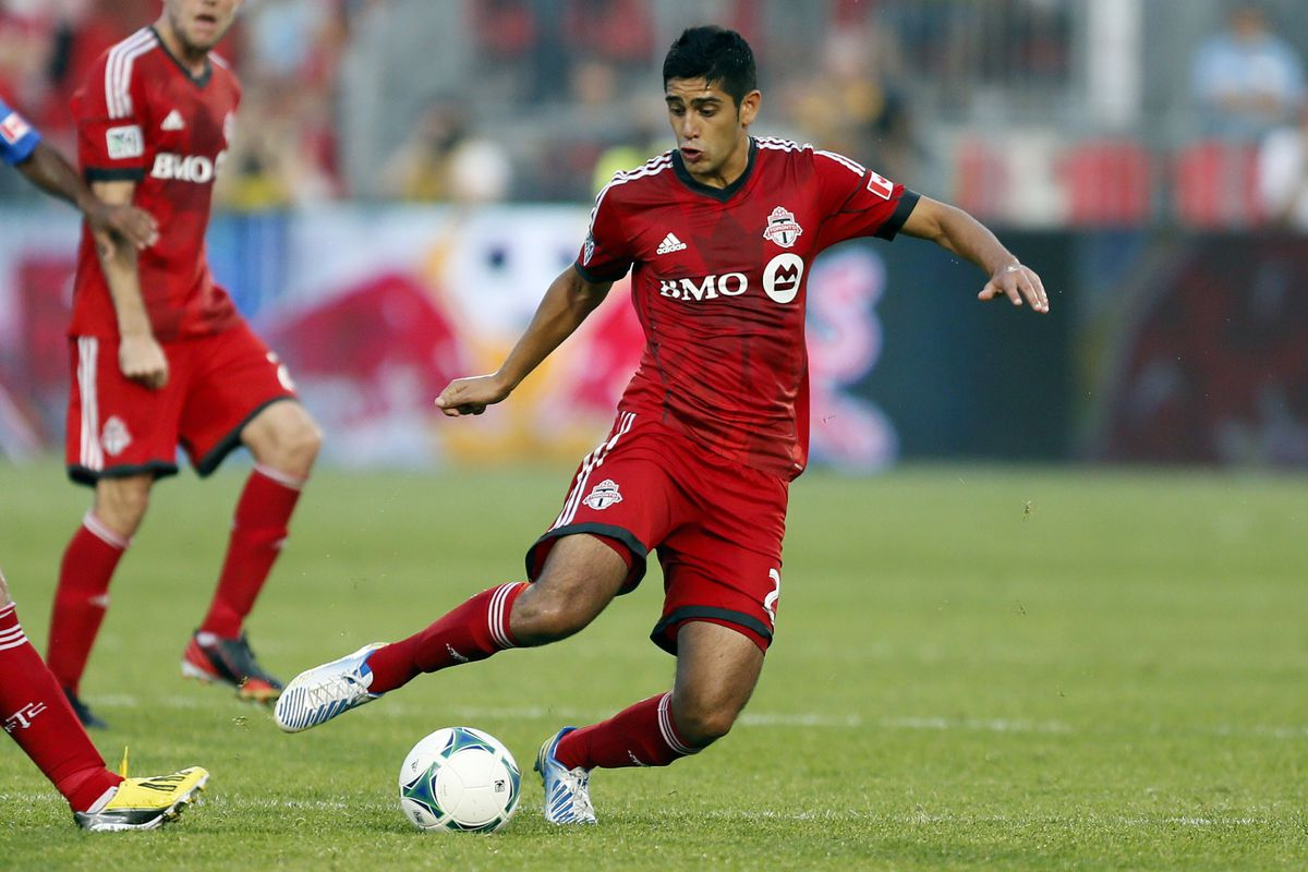 Laba: TFC's marquee signing (so far) looks like the real deal