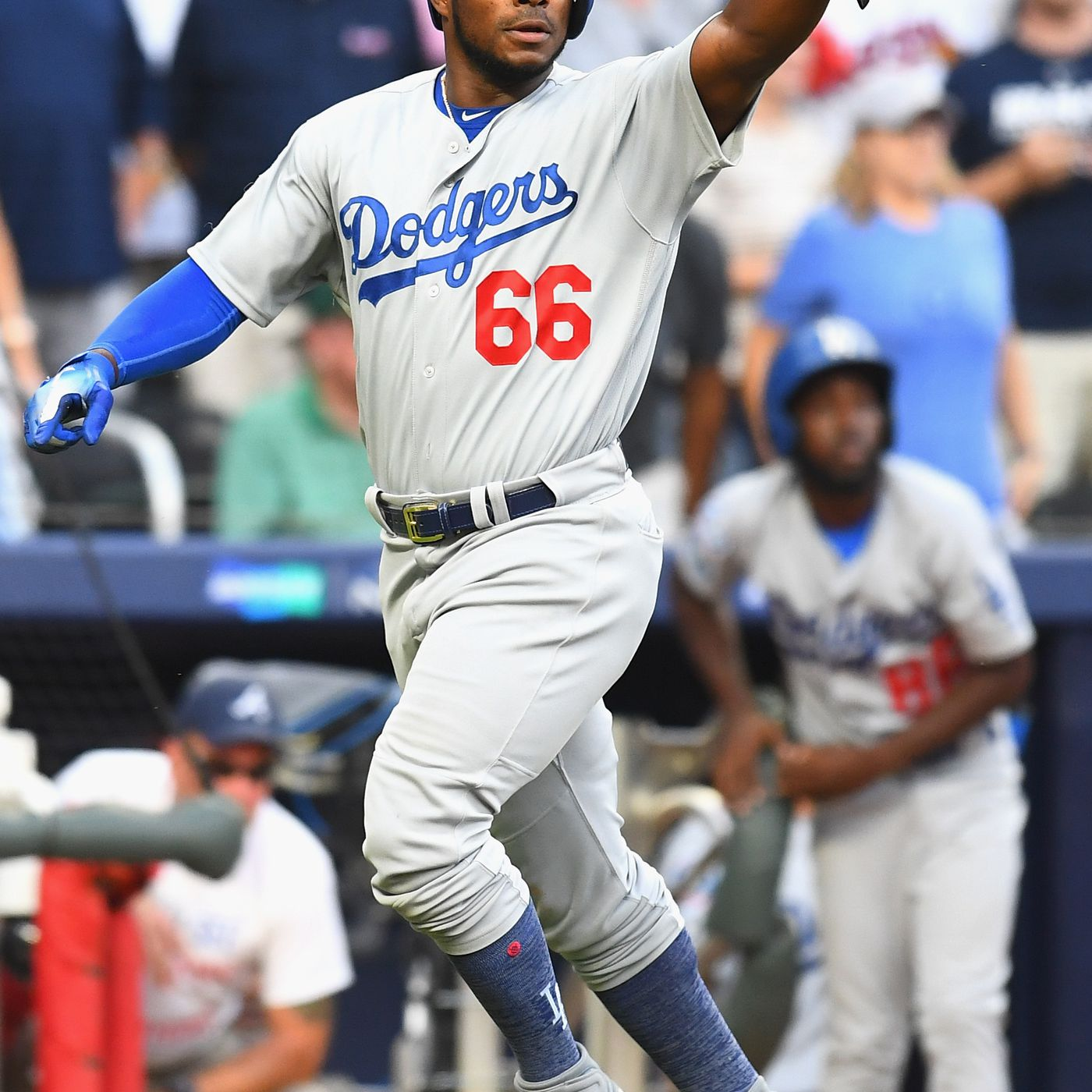 ff9bbfd1 Brewers will face Dodgers in NLCS after Dodgers 3-1 series win over ...