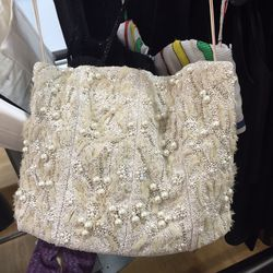 Pearl bustier, $209 (was $797)