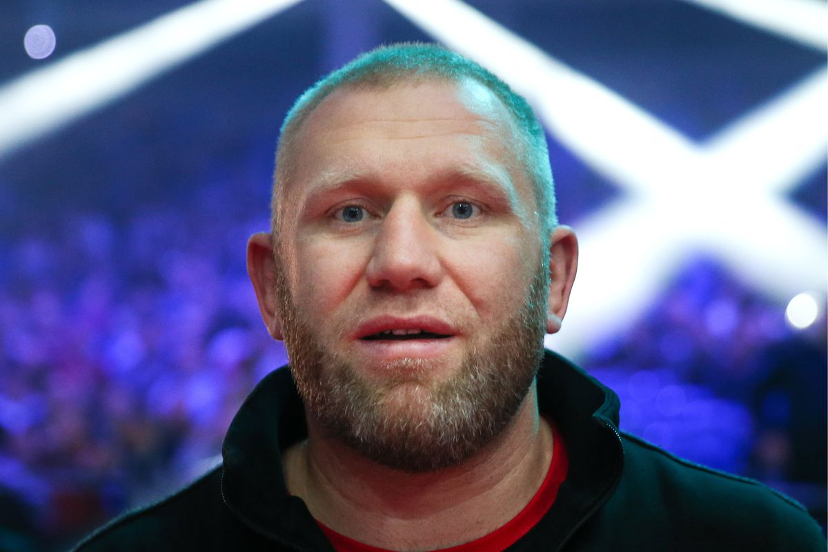 Sergei Kharitonov Ryan Bader Cheick Kongo Javy Ayala Bellator MMA News