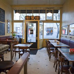 Le Pichet is a faithful, perfect iteration of a Parisian bistro in Seattle. Whether it's jazz on a Sunday or getting a bite and a carafe of wine at the bar, you're at risking for booking a ticket to Paris after a visit.