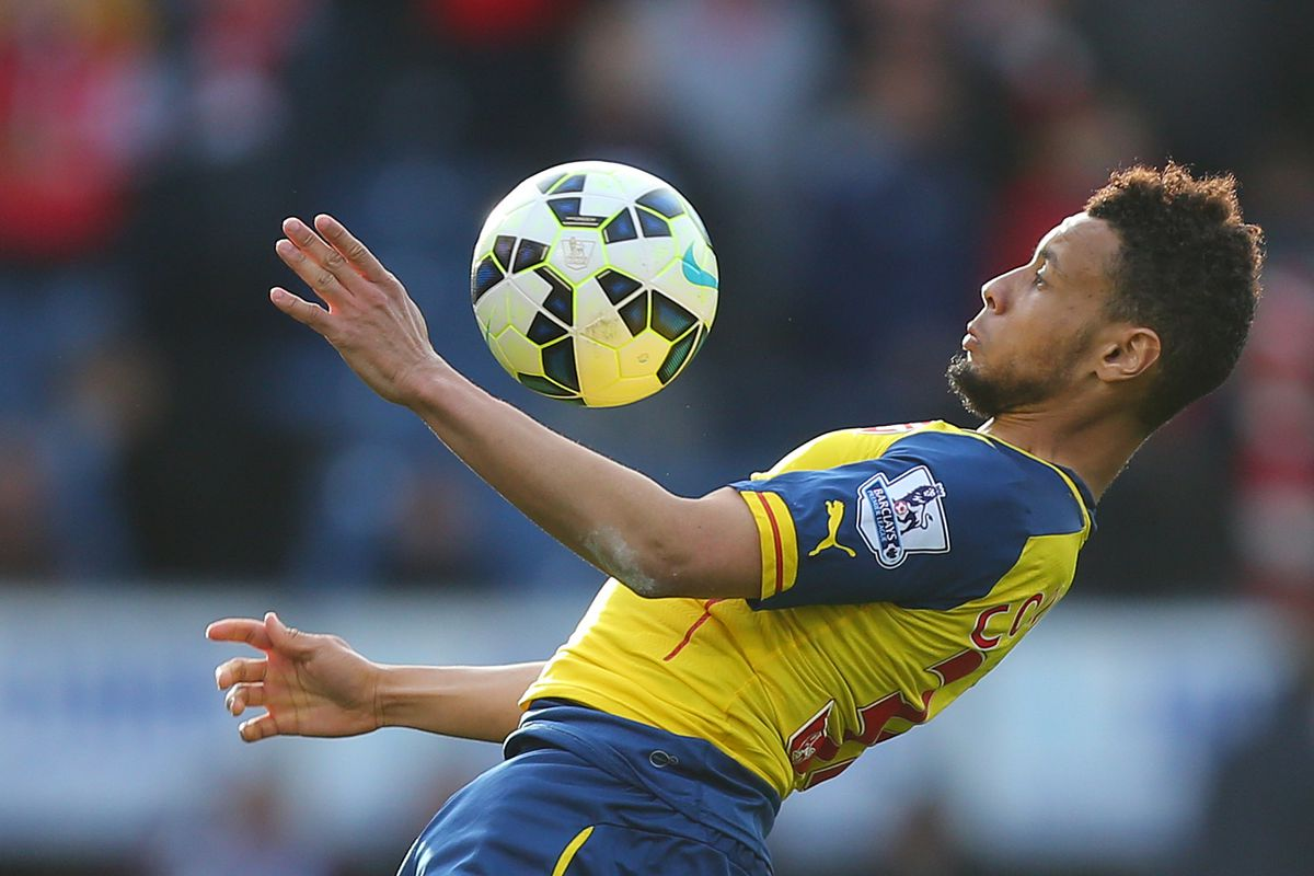You may have read somewhere that this guy's keeping Arsenal in the title race.