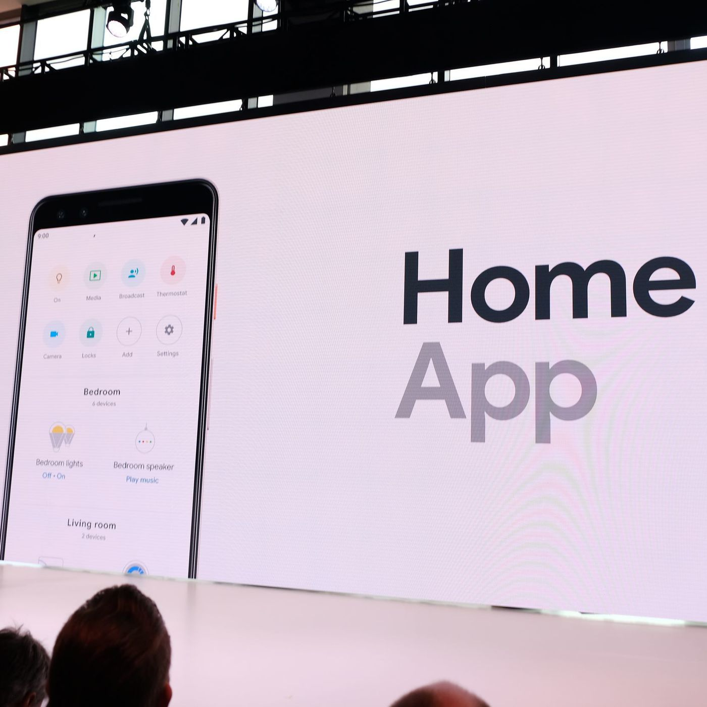 046cc5bc5f8f Google's Home app gets much better design and can now control smart devices  remotely