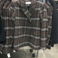 Peacoat, size XL, $49 ($330)