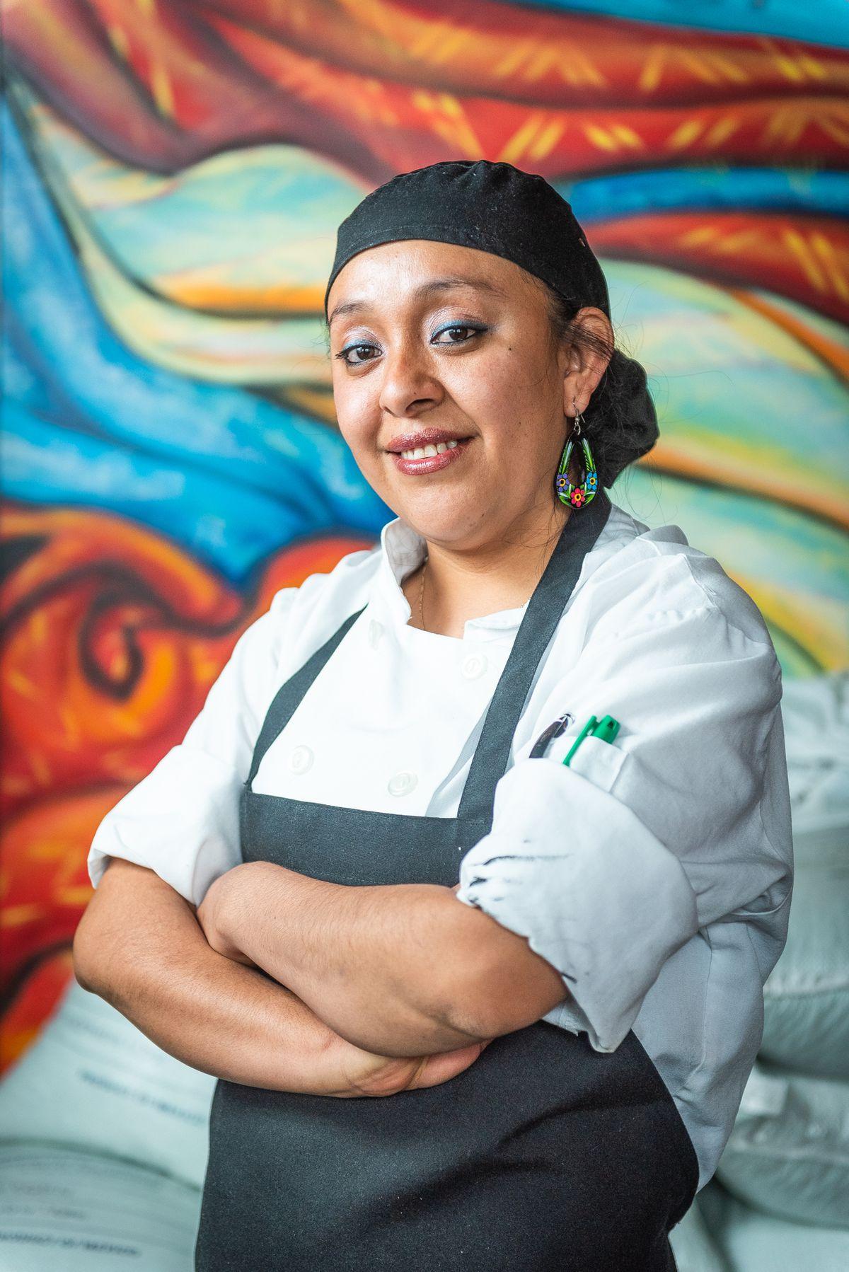 Yesenia Neri Díaz rose from prep cook at Espita to partner in Las Gemelas.
