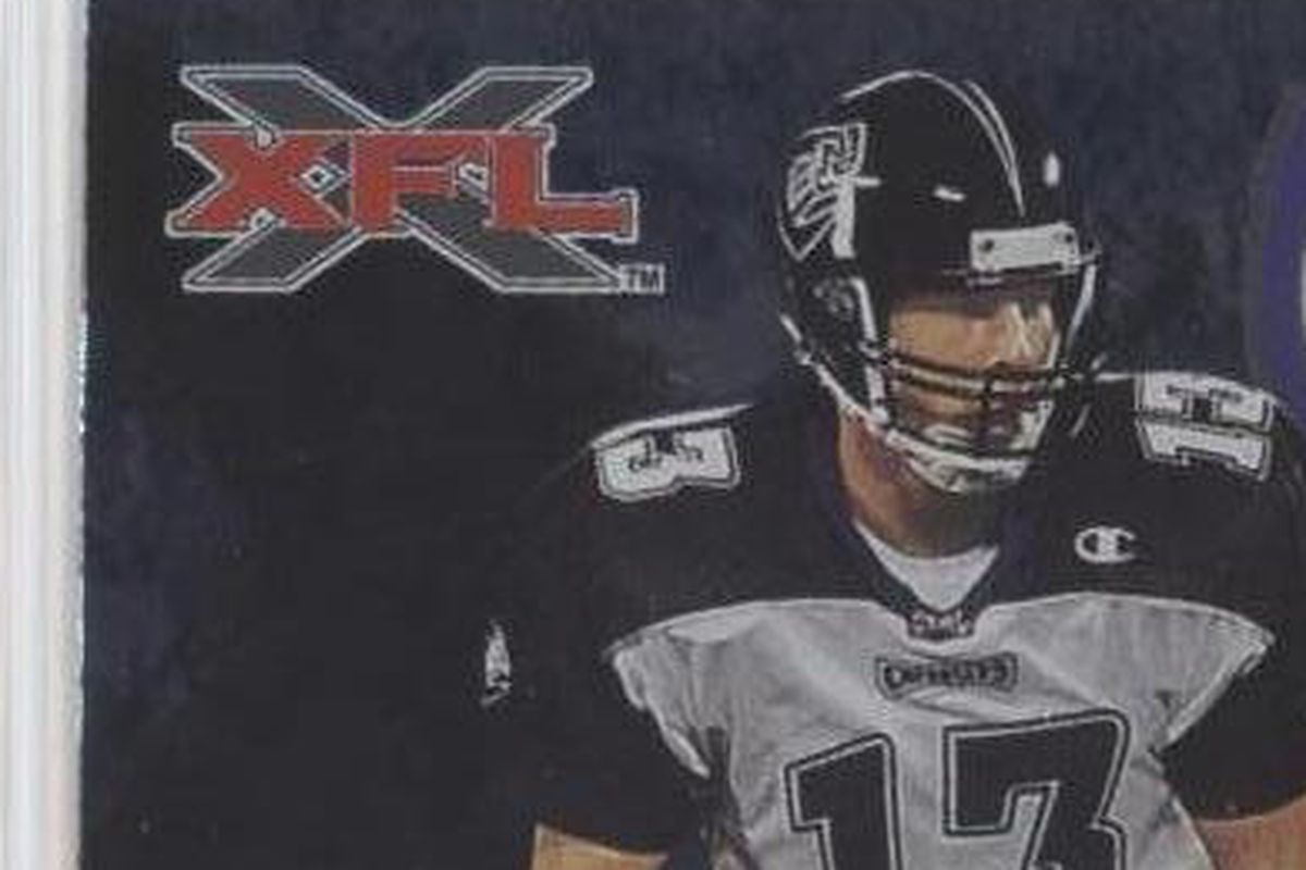 Tim Lester of Western Michigan ended up a QB in the XFL before going on to coach