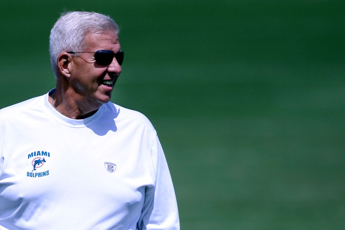 Bill Parcells (Photo by Marc Serota/Getty Images)