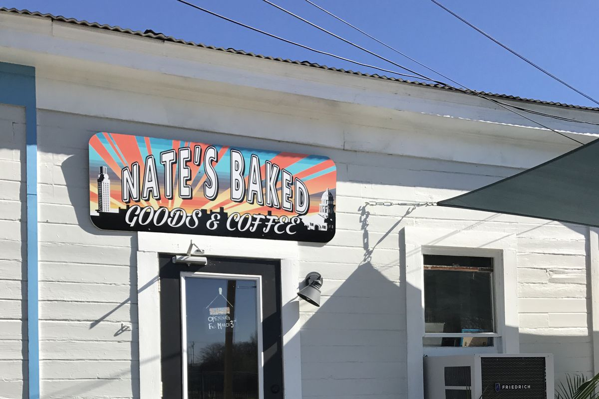 Nate's Baked Goods & Coffee