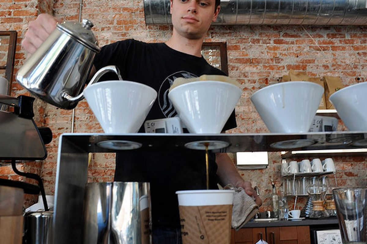Ultimo Coffee is expanding.