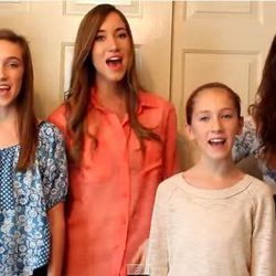6 Mormon sisters share uplifting music with millions on