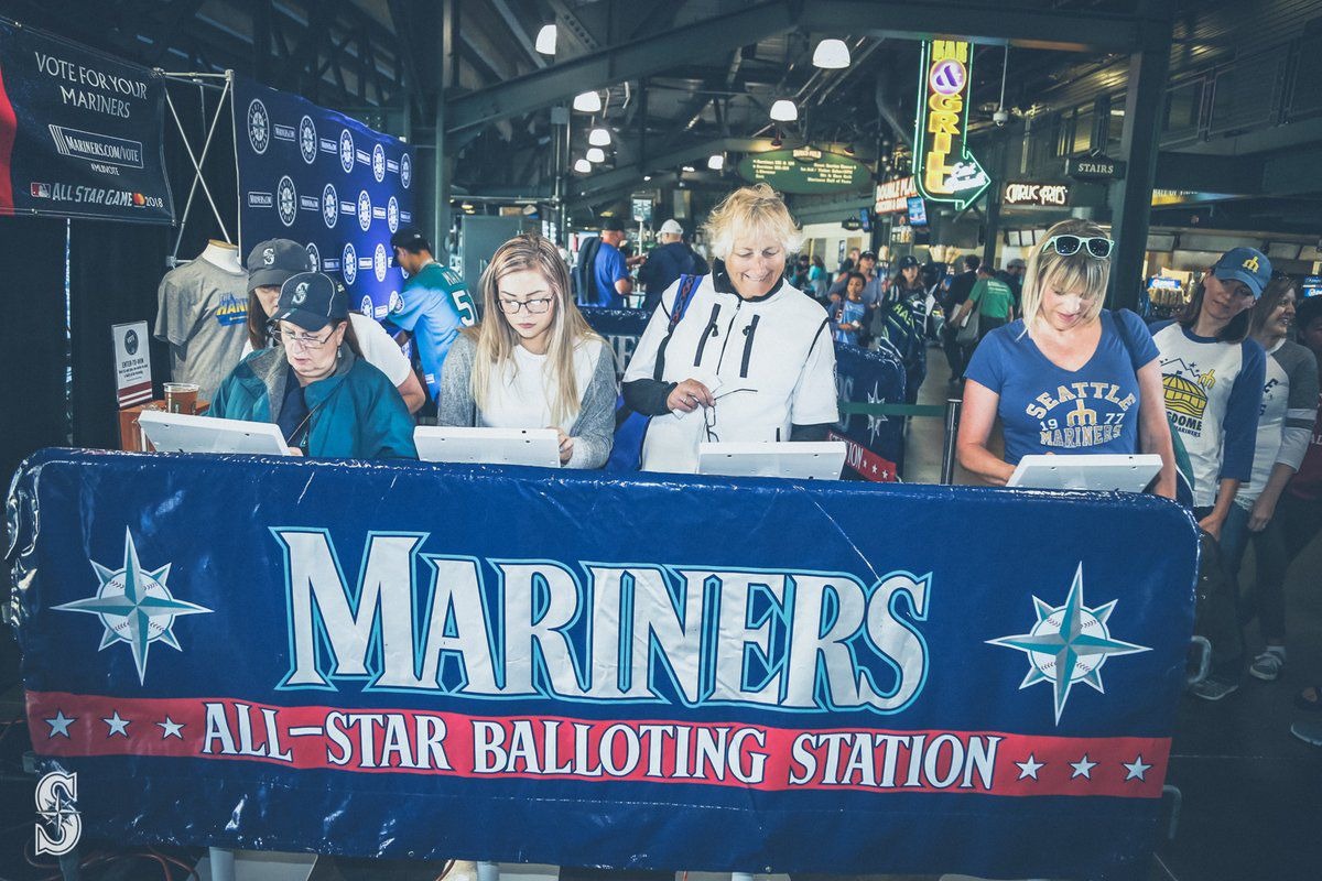 The Mariners are getting their fans to submit All-Star Game
