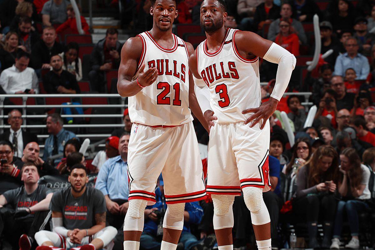separation shoes 6ede4 4bdc4 Bulls say they have no hard feelings toward D-Wade before ...