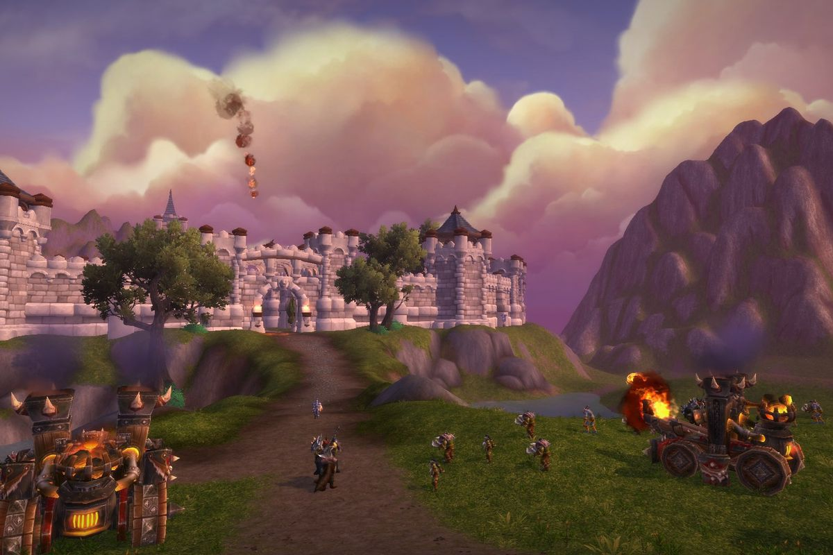 Battle for Azeroth's Warfronts are epic, rewarding and a little