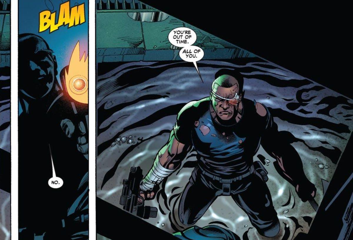 Battle Scars #5, Marvel Comics (2012).