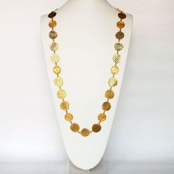 LL Necklace, $98