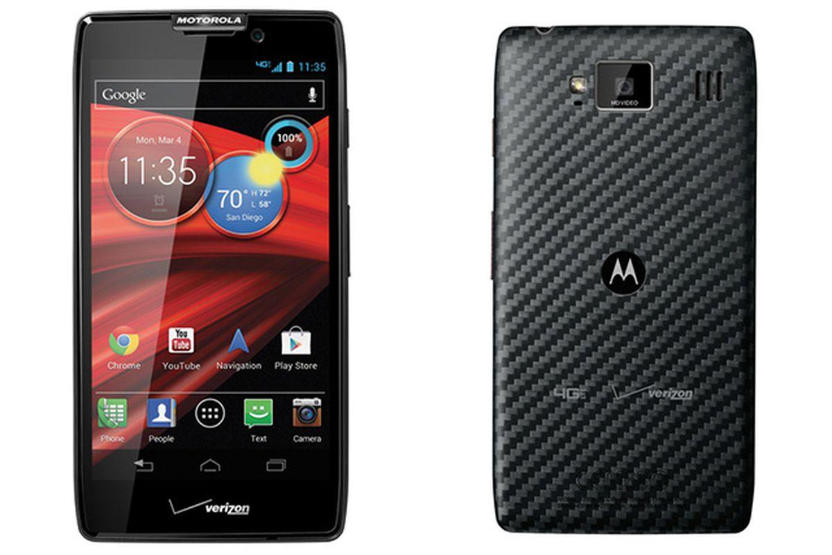Droid RAZR Maxx HD. Motorola ...