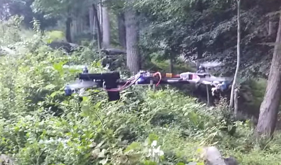 Watch This Apparently Legal Drone Fire A Handgun