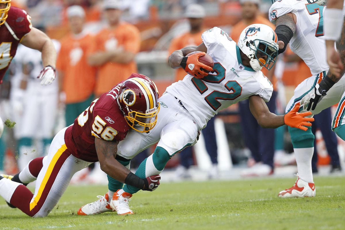 3dc0dc458 Dolphins vs. Redskins  Five Questions with The Phinsider - Hogs Haven