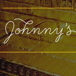 Logo for Johnny's Gold Brick.
