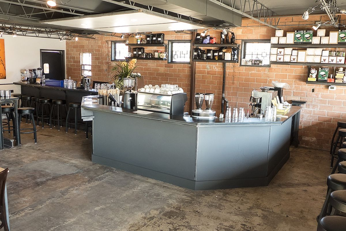 Blacksmith coffee shop opened this week in Houston