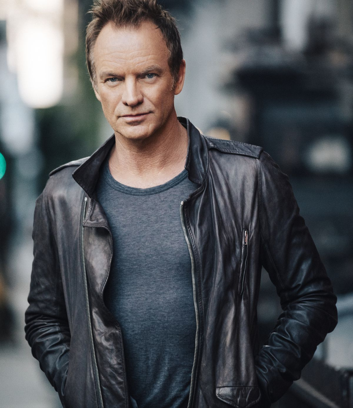 Sting will perform with the Utah Symphony on Aug. 31 as part of a centennial celebration for Zion National Park.