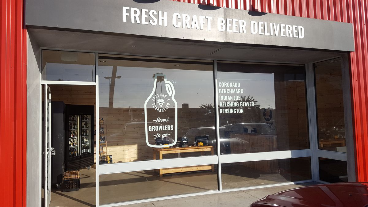 Hopsy Launches Growler Delivery Service of Local Craft Beer - Eater