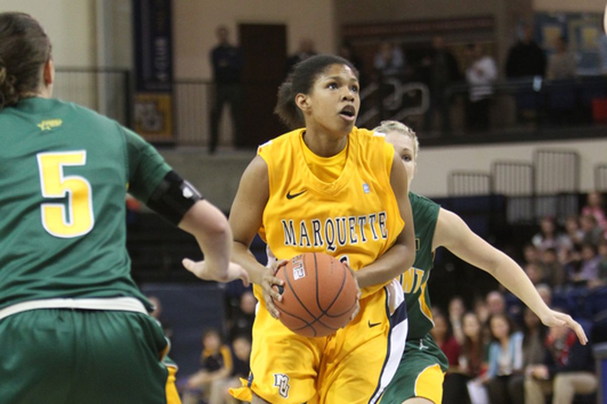 Arlesia Morse had a game high 23 points, including nine in OT.