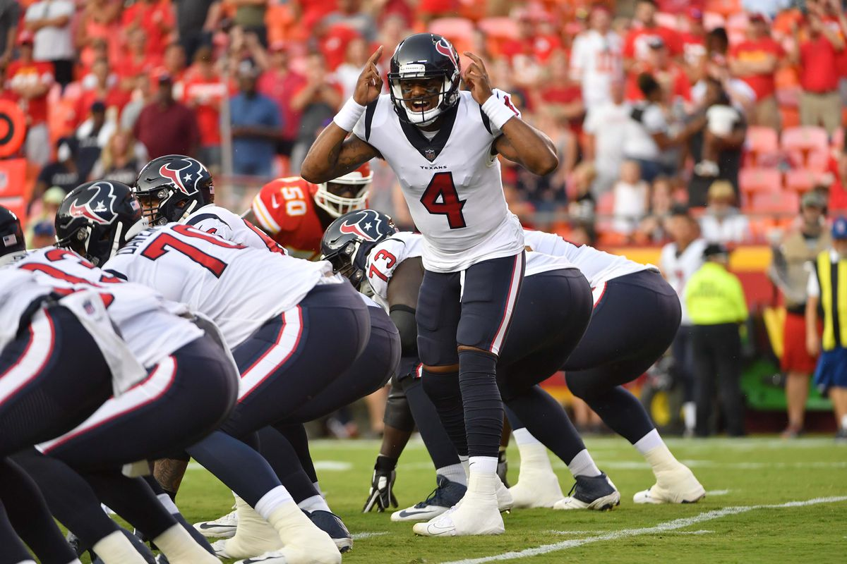 Final Score: Texans 17, Chiefs 10 - What Did We Learn? - Battle Red Blog