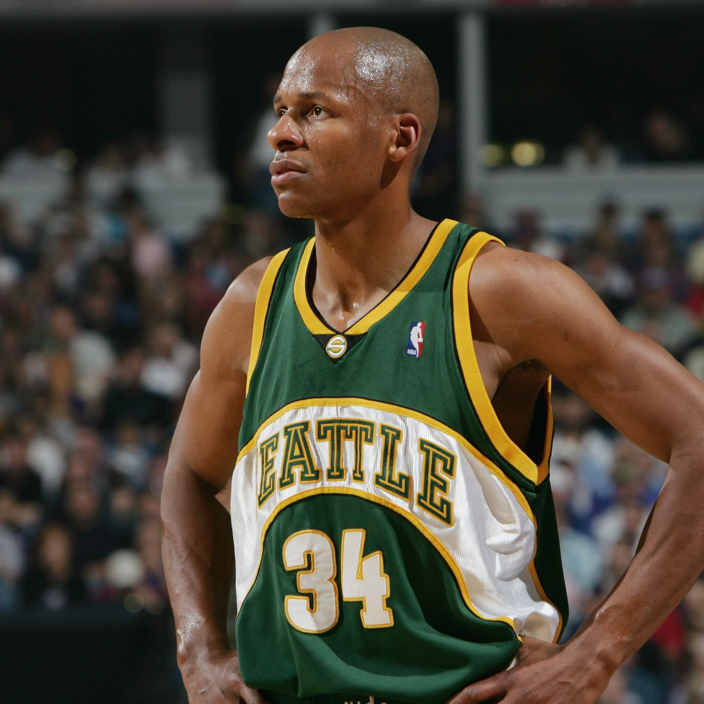 Ray Allen named Hall of Fame finalist - Sonics Rising