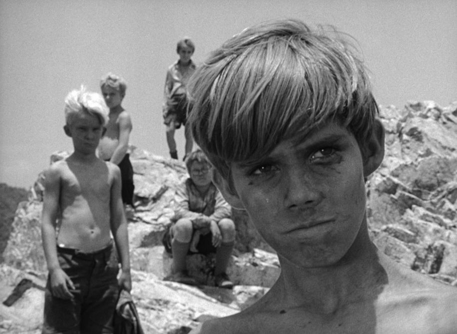 lord of the flies similarities between ralph and jack