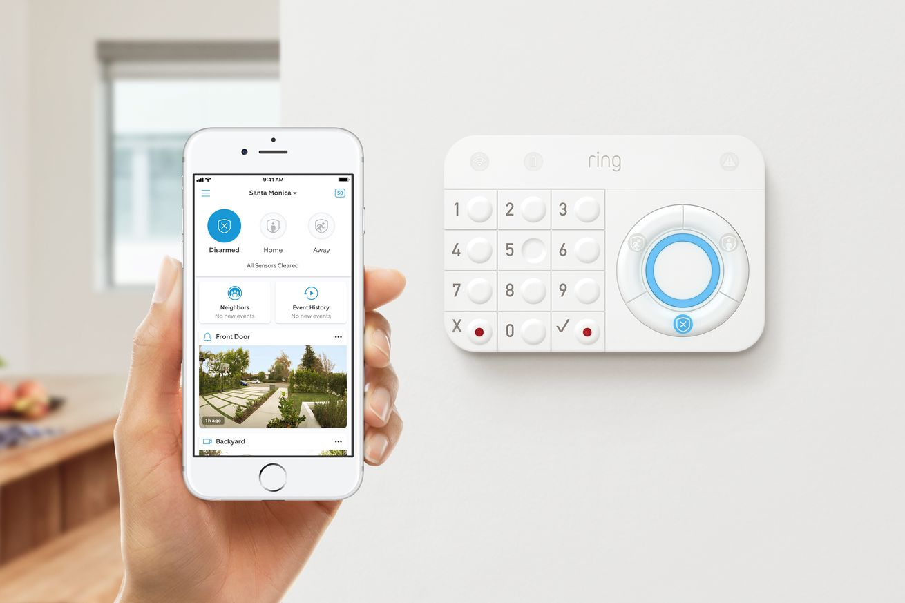 ring s home security system launches next month for 199