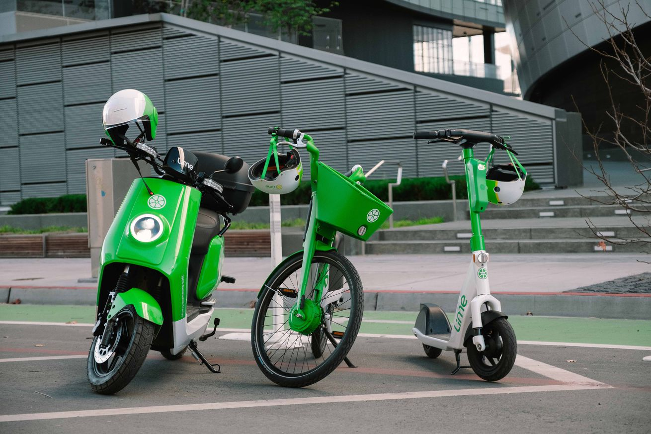 Lime adds electric mopeds to its lineup of scooters and bikes