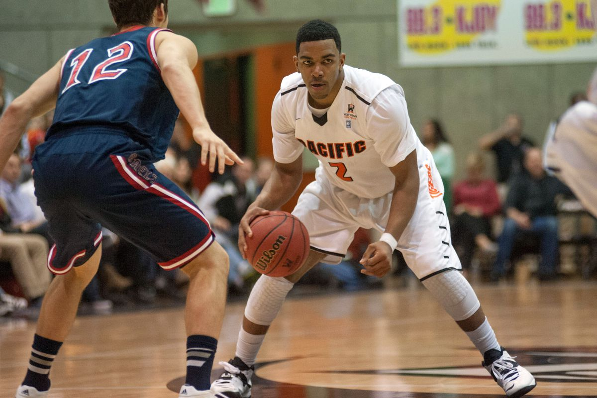 T.J. Wallace leads the Tigers in scoring and rebounds.