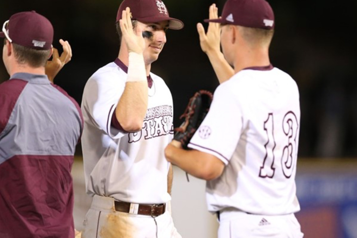 Mississippi State ousts South Alabama from NCAAs, 7-3